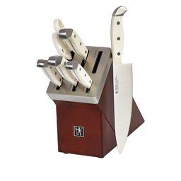 Zwilling J.A. Henckels 7-piece Self-Sharpening Knife Block Set   HSN