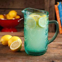 The Pioneer Woman Adeline 1.59-Liter Glass Pitcher | Walmart (US)