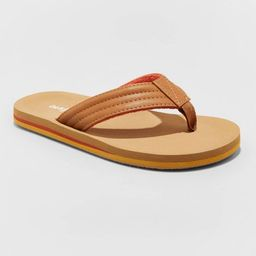 Boys' Kash Slip-On Thong Sandals - Cat & Jack™ | Target