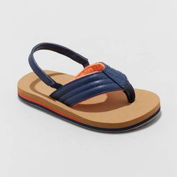 Toddler Boys' Bronx Slip-On Thong Sandals - Cat & Jack™ | Target