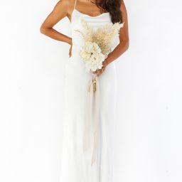 Tuscany Maxi Slip Dress | Show Me Your Mumu