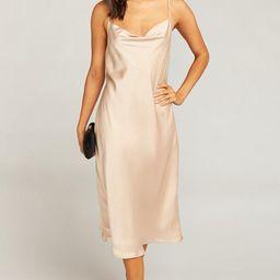Verona Cowl Dress | Show Me Your Mumu