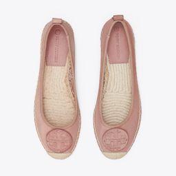 Minnie Ballet Espadrille, Suede | Tory Burch (US)