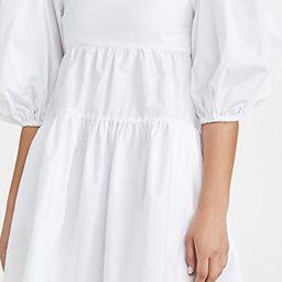 Pouf Sleeve Mini Dress | Shopbop