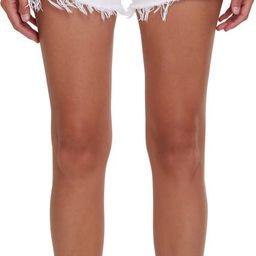 Parker High Waist Denim Cutoff Shorts | Nordstrom