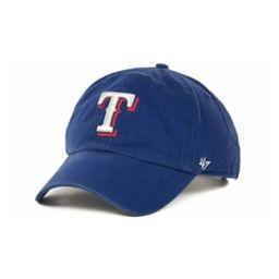 '47 Brand Texas Rangers Clean Up Hat | Macys (US)