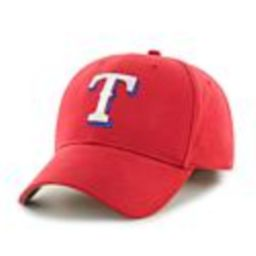 Fan Favorite Officially Licensed MLB Classic Adjustable Hat - Texas Rangers | HSN