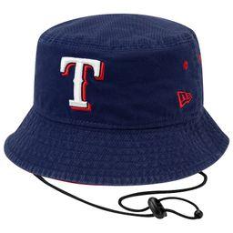 Men's New Era Royal Texas Rangers Shoreline Bucket Hat, Blue | Kohl's