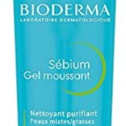 Bioderma - Sébium - Foaming Gel Pump - Cleansing and Make-Up Removing - Skin Purifying - for Com... | Amazon (US)