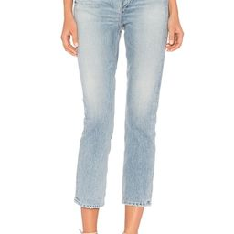 Riley High Rise Straight Crop                                          AGOLDE | Revolve Clothing (Global)
