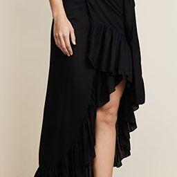 Tulip Wrap Skirt | Shopbop