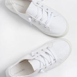 Mariah Scrunch Back Sneaker | Maurices