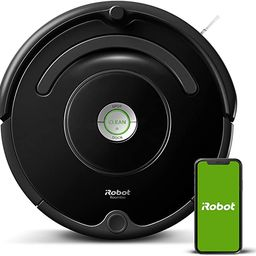 iRobot Roomba 675 Robot Vacuum-Wi-Fi Connectivity, Works with Alexa, Good for Pet Hair, Carpets, ...   Amazon (US)