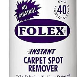 FOLEX Instant Carpet Spot Remover, 32oz   Amazon (US)