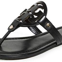 Tory Burch Women's Miller Patent Thong Sandal   Amazon (US)