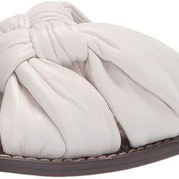 Sam Edelman Women's Garson Flat Sandal   Amazon (US)