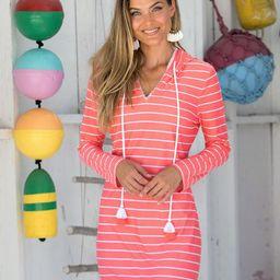 Spring Regatta Hooded Cover Up | Cabana Life