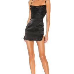 Lena Cowl Mini Dress                                          superdown | Revolve Clothing (Global)