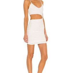 Darcey Ruched Mini Dress                                          superdown | Revolve Clothing (Global)