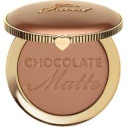 Too Faced Soleil Bronzer - Chocolate 8g | Look Fantastic (UK)
