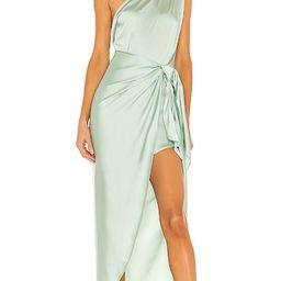 Marea Dress in Mint   Revolve Clothing (Global)