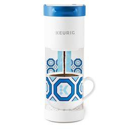 Keurig K-Mini Basic Jonathan Adler Limited Edition Single-Serve K-Cup Pod Coffee Maker - White | Target