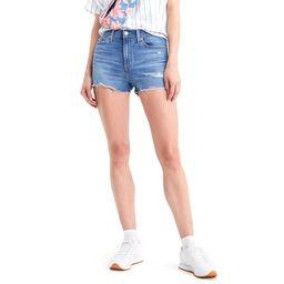 Levi's Women's High-Waisted Jean Shorts | Walmart (US)