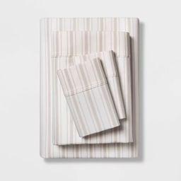 400 Thread Count Printed Performance Sheet Set - Threshold™ | Target