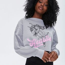 Heartless Cupid Graphic Sweatshirt | Forever 21 (US)
