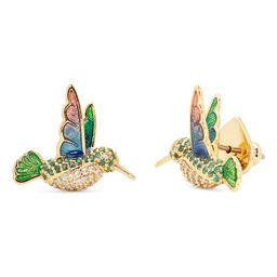 hummingbird stud earrings | Nordstrom