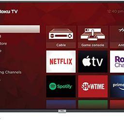 TCL 50-inch Class 4-Series 4K UHD Smart Roku LED TV - 50S435, 2021 Model | Amazon (US)