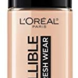 L'Oreal Paris Makeup Infallible Up to 24 Hour Fresh Wear Foundation, Rose Ivory, 1 fl; Ounce   Amazon (US)