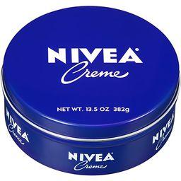 NIVEA Creme - Unisex All Purpose Moisturizing Cream for Body, Face and Hand Care - Use After Wash... | Amazon (US)