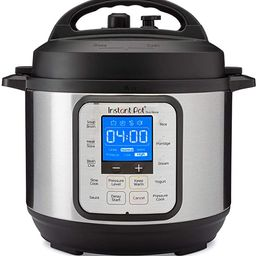 Instant Pot Duo Nova 7-in-1 Electric Pressure Cooker, Slow Cooker, Rice Cooker, Steamer, Saute, Y... | Amazon (US)