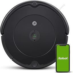 iRobot Roomba 692 Robot Vacuum-Wi-Fi Connectivity, Personalized Cleaning Recommendations, Works w...   Amazon (US)
