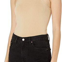 The Drop Women's @lucyswhims Fitted Cutaway Racer Tank Sweater   Amazon (US)