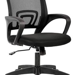 Home Office Chair Ergonomic Desk Chair Mesh Computer Chair with Lumbar Support Armrest Executive ... | Amazon (US)