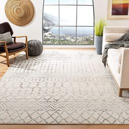 Safavieh Tulum Collection TUL270A Moroccan Boho Distressed Non-Shedding Stain Resistant Living Ro... | Amazon (US)