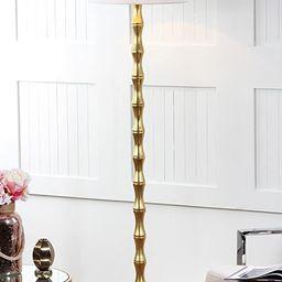 Safavieh Lighting Collection Aurelia Antique Gold 63.5-inch Floor Lamp | Amazon (US)
