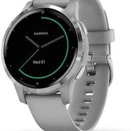 Garmin vivoactive 4S, Smaller-Sized GPS Smartwatch, Features Music, Body Energy Monitoring, Anima...   Amazon (US)