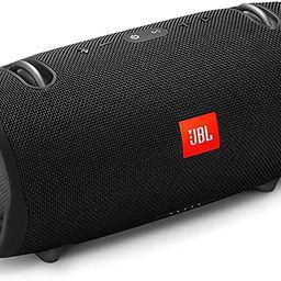 JBL Xtreme 2, Waterproof Portable Bluetooth Speaker, Black | Amazon (US)