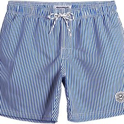 maamgic Mens Swim Trunks Quick Dry Swim Shorts with Mesh Lining Funny Swimwear Bathing Suits | Amazon (US)