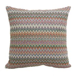 Hermosa Woven Square Indoor/Outdoor Throw Pillow | Bed Bath & Beyond | Bed Bath & Beyond