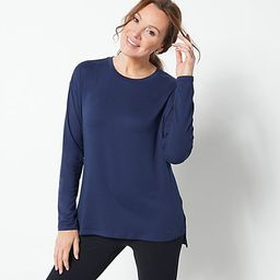 AB by Addison Bay Everyday Long-Sleeve Top | QVC