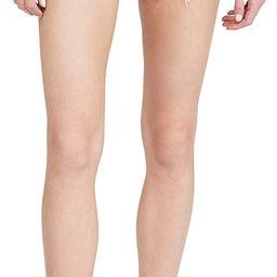MOTHER Women's The Tomcat Knick Fray Shorts | Amazon (US)