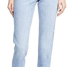 Levi's Women's Premium Wedgie Icon Fit Jeans | Amazon (US)