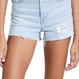 Levi's Women's Ribcage Cutoff Shorts | Amazon (US)