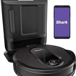 Shark AV1010AE IQ Robot Vacuum with XL Self-Empty Base, Multi-Surface Brushroll, Advanced Navigat... | Amazon (US)