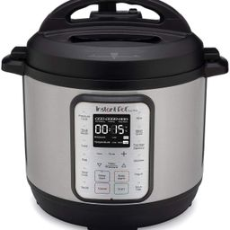 Instant Pot Duo Plus 6 Quart 9-in-1 Electric Pressure Cooker, Slow Cooker, Rice Cooker, Steamer, ... | Amazon (US)