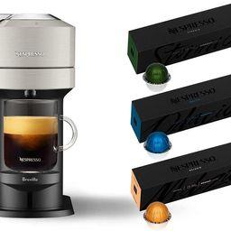 Nespresso Vertuo Next Coffee & Espresso Machine NEW by Breville, Light Grey, Coffee Maker and Esp... | Amazon (US)